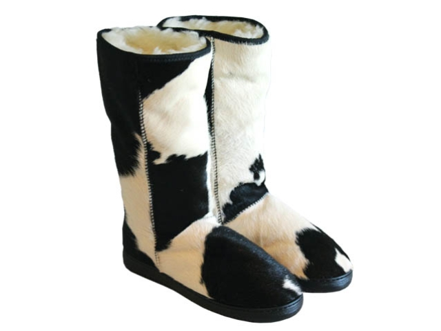 Tall Ugg Boots – Calfskin