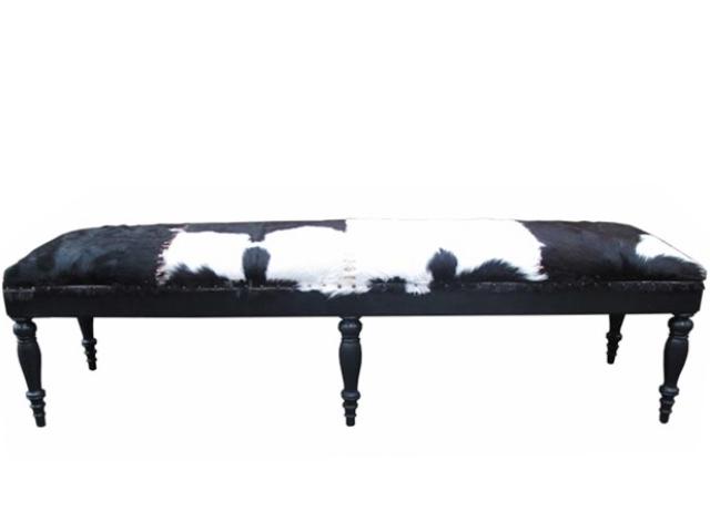 XL Bench Black