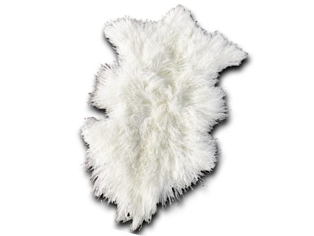 Tibetan Lamb Nat White