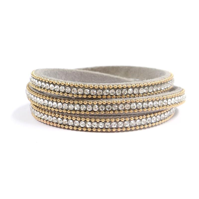 Silver/gold Wrap