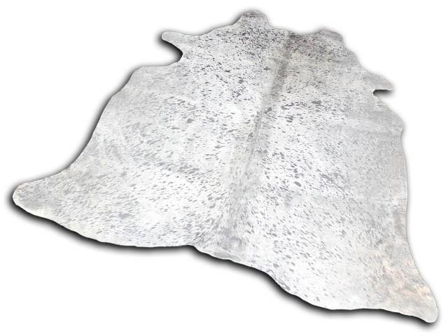 Silver on White