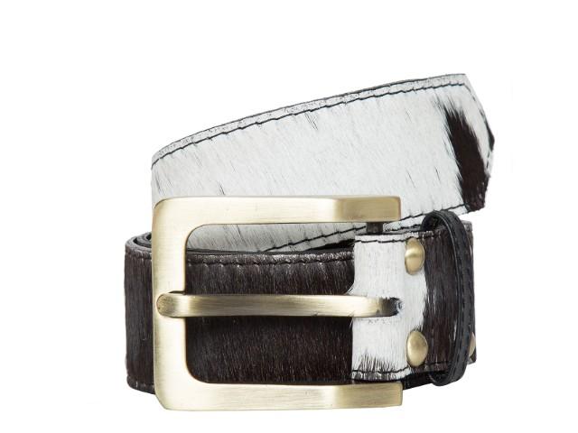 Cowhide Belt