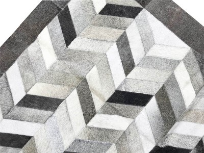Patchwork – Grey Close-up